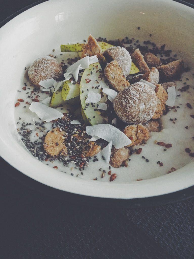 Cashew-Porridge