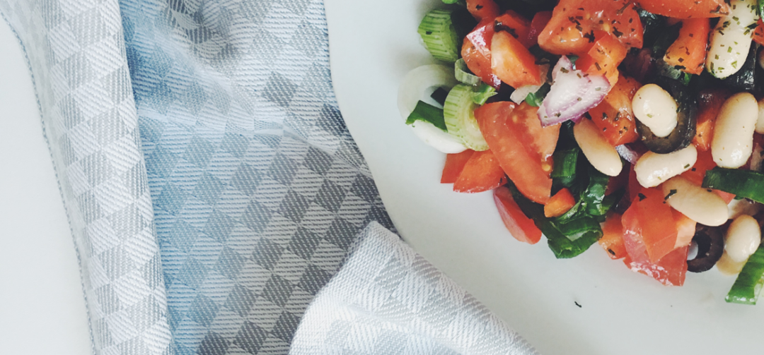 Bohnensalat - 40 Tage ohne Zucker